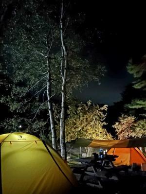 등산·트레킹지원센터, 백패킹 '포레스트 캠프'